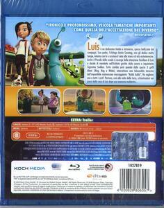 Luis e gli alieni (Blu-ray) di Christoph Lauenstein,Wolfgang Lauenstein - Blu-ray - 2