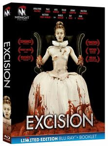 Film Excision. Limited Edition con Booklet (Blu-ray) Richard Bates
