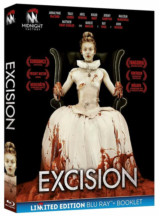 Excision. Limited Edition con Booklet (Blu-ray) di Richard Bates - Blu-ray
