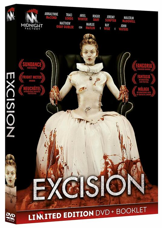 Excision. Limited Edition con Booklet (DVD) di Richard Bates - DVD