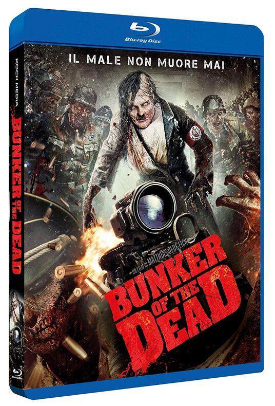 Bunker of the Dead (Blu-ray) di Matthias Olof Eich - Blu-ray
