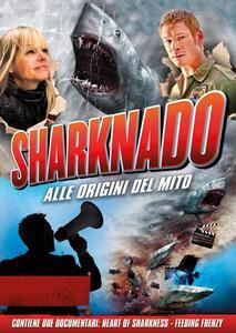 Sharknado. Alle origini del mito (2 Blu-ray) di Jeremy Wagener - Blu-ray