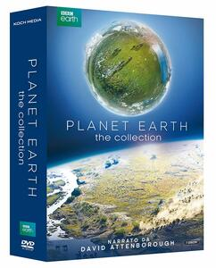 Planet Earth. The Collection. Pianeta Terra 1+2  (7 DVD) di Alastair Fothergill - DVD