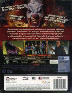 The Night Watchmen (Blu-ray) di Mitchell Altieri - Blu-ray - 2