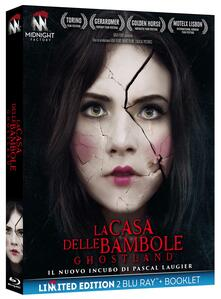 La casa delle bambole (2 Blu-ray) di Pascal Laugier - Blu-ray