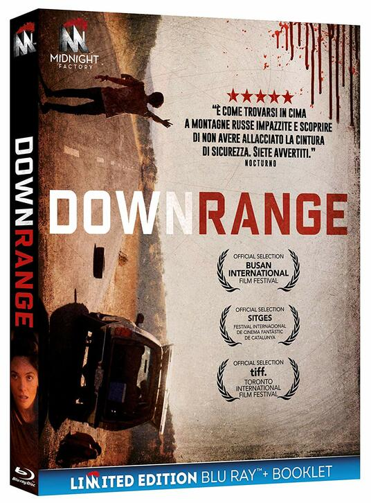 Downrange (Blu-ray) di Ryûhei Kitamura - Blu-ray