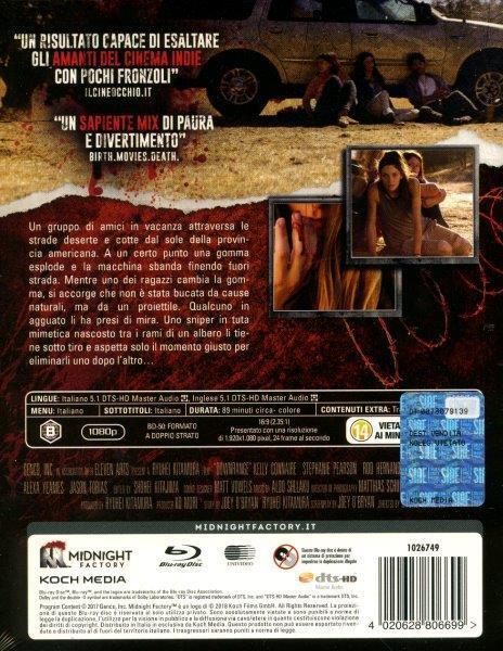 Downrange (Blu-ray) di Ryûhei Kitamura - Blu-ray - 3