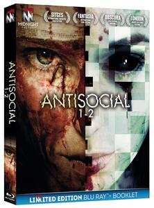 Antisocial 1-2 (2 Blu-ray) di Cody Calahan