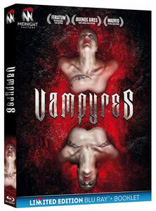 Vampyres (Blu-ray) di Victor Matellano - Blu-ray