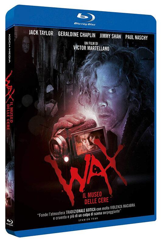 Wax (Blu-ray) di Víctor Matellano - Blu-ray