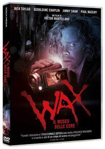 Wax (DVD) di Víctor Matellano - DVD
