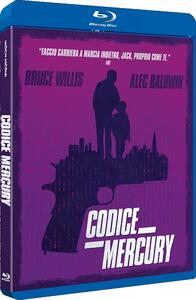 Codice Mercury (Blu-ray) di Harold Becker - Blu-ray