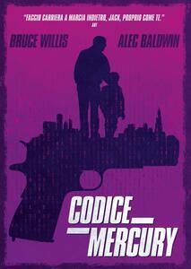 Codice Mercury (Blu-ray) di Harold Becker - Blu-ray - 2