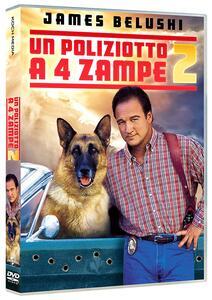 Film Un poliziotto a quattro zampe (DVD) Charles T. Kanganis