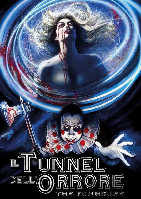 Il tunnel dell'orrore. Limited Edition (3 Blu-ray) di Tobe Hooper - Blu-ray