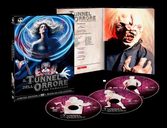 Il tunnel dell'orrore. Limited Edition (3 Blu-ray) di Tobe Hooper - Blu-ray - 2