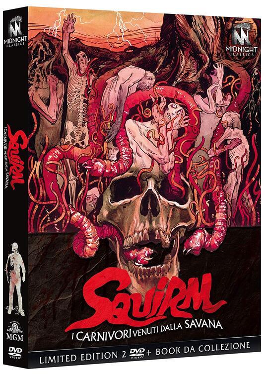 I carnivori venuti dalla Savana. Squirm (DVD) di Jeff Lieberman - DVD