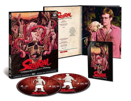 I carnivori venuti dalla Savana. Squirm (DVD) di Jeff Lieberman - DVD - 2