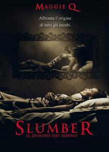 Slumber. Il demone del sonno. Limited Edition con Booklet (Blu-ray) di Jonathan Hopkins - Blu-ray