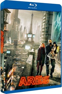 Cover Dvd Ares (Blu-ray)