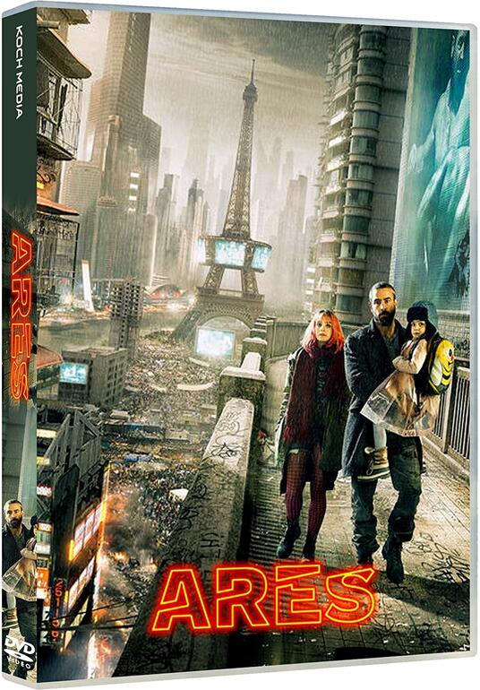 Ares (DVD) di Jean-Patrick Benes - DVD