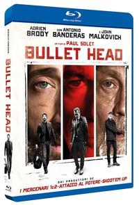 Cover Dvd Bullet Head (Blu-ray)