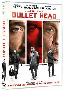 Bullet Head (DVD) di Paul Solet - DVD