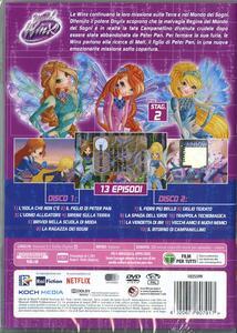 World of Winx. Stagione 2. Serie TV ita (2 DVD) - DVD - 2