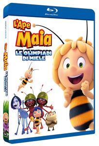 L' ape Maia. Le Olimpiadi di Miele (Blu-ray) - Blu-ray