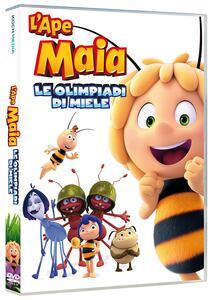 L' ape Maia. Le Olimpiadi di Miele (DVD) - DVD