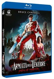 L' armata delle tenebre (Blu-ray) di Sam Raimi - Blu-ray