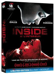 Inside. Edizione limitata (Blu-ray) di Miguel Angel Vivas - Blu-ray