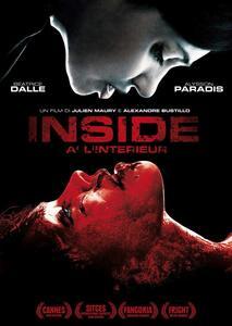 Inside. Edizione limitata (Blu-ray) di Miguel Angel Vivas - Blu-ray - 2