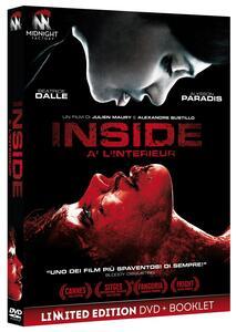 Inside. Edizione limitata (DVD) di Miguel Angel Vivas - DVD