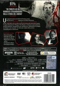 78/52. Hitchcock e la doccia che ha cambiato il cinema. Limited edition con Booklet (2 DVD) di Alexandre O. Philippe - DVD - 2