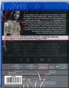 All Eyez on Me. La storia mai raccontata di Tupac Shakur (Blu-ray) di Benny Boom - Blu-ray - 2