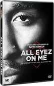 Film All Eyez on Me. La storia mai raccontata di Tupac Shakur (DVD) Benny Boom