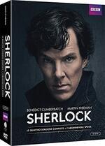 Sherlock. Definitive Edition. Stagioni 1 - 4 + L'abominevole sposa (10 DVD)