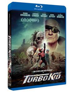 Film Turbo Kid (Blu-ray) François Simard Anouk Whissell Yoann-Karl Whissell
