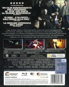 Vita da vampiro. What We Do in the Shadows. Limited Edition con booklet (Blu-ray) di Jemaine Clement,Taika Waititi - Blu-ray - 2