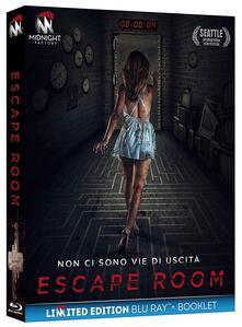 Escape Room (Blu-ray) di Will Wernick - Blu-ray
