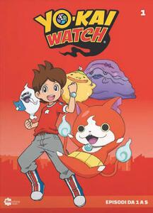 Yo-kai Watch. Vol. 1 (DVD) - DVD