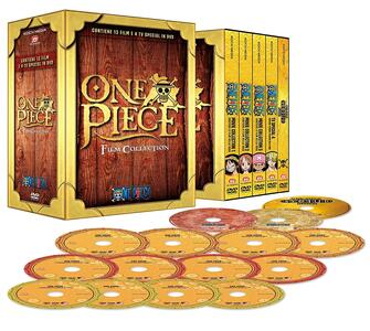 One Piece Movie Collection (15 DVD) - 2