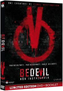 Bedevil. Non installarla. Limited Edition con Booklet (DVD) di Abel Vang,Burlee Vang - DVD