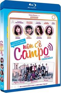 Cover Dvd Non c'è campo (Blu-ray)