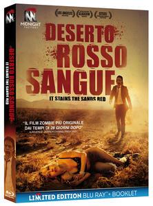 Film Deserto rosso sangue. Edizione limitata (Blu-ray) Colin Minihan