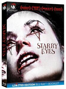Starry Eyes. Limited Edition con Booklet (Blu-ray) di Kevin Kolsch,Dennis Widmyer - Blu-ray