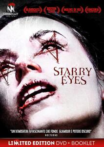 Starry Eyes. Limited Edition con Booklet (DVD) di Kevin Kolsch,Dennis Widmyer - DVD