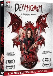 Deathgasm. Limited Edition con Booklet (DVD) di Jason Lei Howden - DVD
