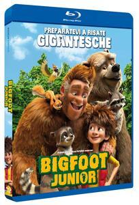 Bigfoot Junior (Blu-ray) di Jeremy Degruson,Ben Stassen - Blu-ray